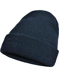 normani Herren Wintermütze Skimütze mit Thinsulatefütterung extra warm