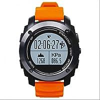 Smart Fitness Tracker Armband Pulsuhr Handy Uhr Best Sport Smart Uhr Watch,Heart Rate Monitor,Schrittzähler,Kalorienzähler,Das Armband kann den Puls messen,sowohl im Ruhezustand als auch beim Sport