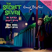 Go Ahead Secret Seven: AND Good Work Secret Seven No. 3 Audio CD
