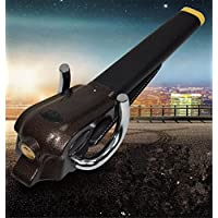 GO&CAR Universal Car Steering Wheel Lock Devices Foldable Vehicle Anti-Theft Security Lock With Keys