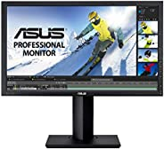 "ASUS PB328Q 32"" WQHD 2560x1440 4ms DisplayPort HDMI DVI-D VGA Ergonomic Back-lit LED Monitor 23-Inch P"