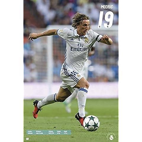Maxi Poster Real Madrid 2016/2017 Modric