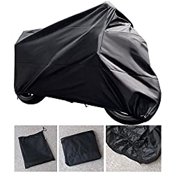 M-b Motorcycle Cover For Suzuki Gs500f Gs 500 F Bike Motorcycle Cover
