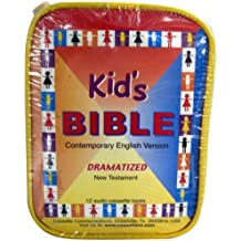 Holy Bible: Contemporary English Version, New Testament, Kid's Bible, With 100 Best Loved Childrens' Songs