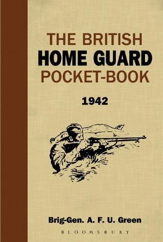 The British Home Guard Pocketbook (Home Guard)