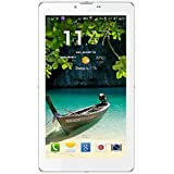 I KALL N2 (512+4GB) Dual Sim 3G Calling Tablet With 3000 Mah Battery Capacity And 1 Year Warranty- White