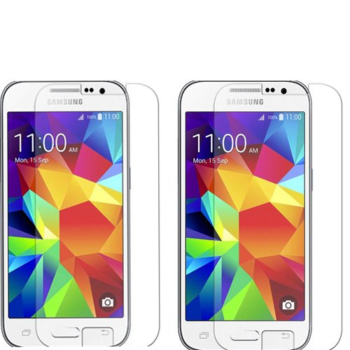 Samsung Galaxy J2 Tempered Glass Screen Protector (Pack Of Two)