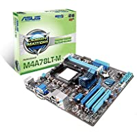 Asus M4A78LT-M Mainboard Sockel AMD 760G 4 x DDR3 Speicher Mikro ATX