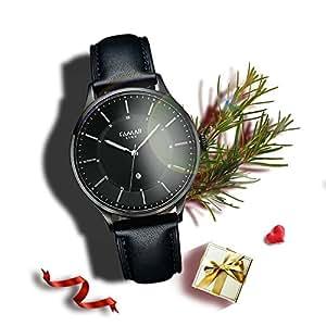 Famar Link Montre Connectée Hybrid Nuit noire- Fitness montre montre-bracelet APP ne supporte que la version anglaise: Amazon.fr: High-tech