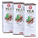 Teekanne Tealounge Kapseln - Chai Classic No. 265 Schwarzer Tee (3x8 Kapseln)