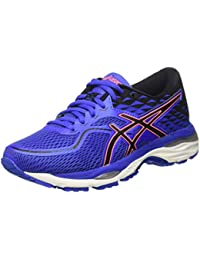 Asics Gel Elate TR Scarpe Sportive Outdoor Donna Nero A6T