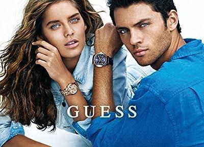 Guess W0557L2 - Reloj de pulsera Mujer, Acero inoxidable de Guess
