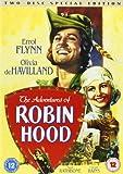 The Adventures Of Robin Hood  [DVD] [1938]