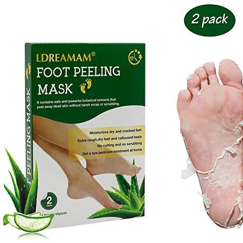Máscara de pelado de pies