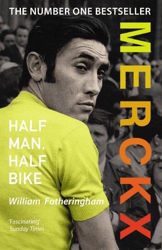 Merckx por William Fotheringham