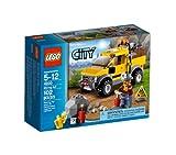 Lego City 4200 - Gruben - Geländewagen