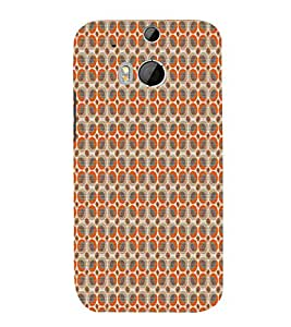 Peacock Feather Design 3D Hard Polycarbonate Designer Back Case Cover for HTC One M8 :: HTC M8 :: HTC One M 8