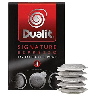 Dualit ESE Pods 'Signature' Pack of 14