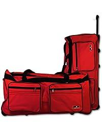 XXL Reisetasche - Trolley - Koffer - Tasche - Trolleytasche Miami mit Farbauswahl