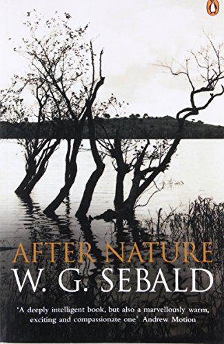 After Nature por W.G. Sebald