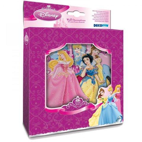 Decofun Lot DE 10 minisagome 24111 Princess