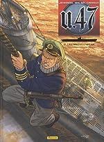 U.47, Tome 10 - Les pirates d'Hitler : Edition limitée avec un ex-libris et Combat Air N°10 de Gerardo Balsa