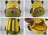 Diamondhead New Hot Sell Children Zoo Animal Backpack / School Bag / Rucksack (Tiger)
