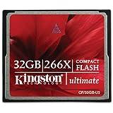 Kingston 32 GB 266X Compact Flash Card