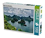 Blick von Tri Top Island 1000 Teile Puzzle quer (CALVENDO Orte)