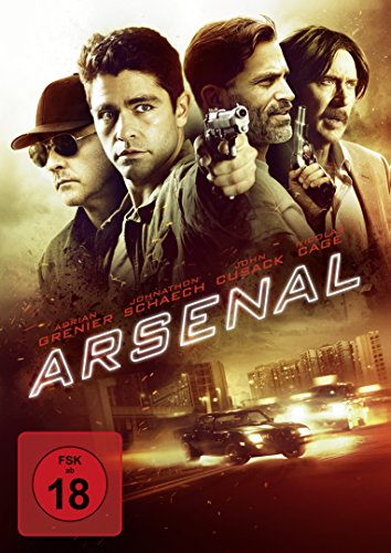 Arsenal [Alemania] [DVD]
