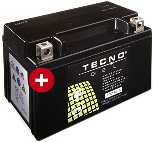 GEL Batterie YTZ10S Honda CBF 1000 F 2010-2014 von TECNO