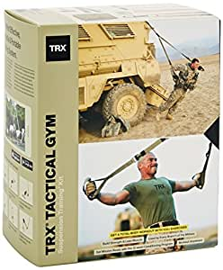 TRX Unisex Taktisches Set – Khaki/Schwarz