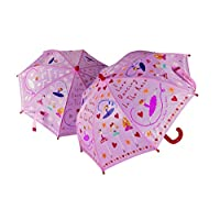 Ballerina Colour Changing Umbrella