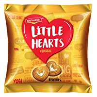 Britannia Little Hearts 50.5 gm
