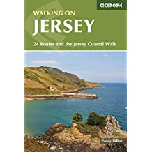 Walking on Jersey: 24 Routes and the Jersey Coastal Walk (Cicerone Walking Guide) (English Edition)