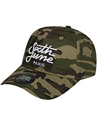 Sixth June Homme Casquettes / Casquette Snapback & Strapback Curved Logo