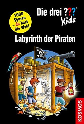 d du, Labyrinth der Piraten (Kid Piraten)
