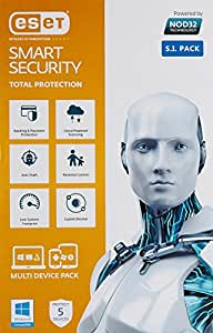 Eset Smart Security Home Edition - 5 Users, 1 Year