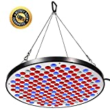 Niello® Reflector 50W LED Pflanzenlampe LED Grow Light Vollspektrum Pflanzenlicht Led Grow Lamp nur...