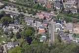 MF Matthias Friedel - Luftbildfotografie Luftbild von Bahnhofstraße in Ascheberg (Plön), aufgenommen am 07.05.11 um 12:50 Uhr, Bildnummer: 5831-01, Auflösung: 6048x4032px = 24MP - Fotoabzug 50x75cm