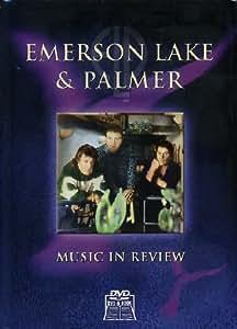 Emerson Lake & Palmer - Music In Review (Dvd+Libro): Amazon.it: Emerson Lake & Palmer