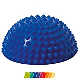 TOGU Senso Balance Igel klein, Durchmesser 16 cm - Farbe Blau