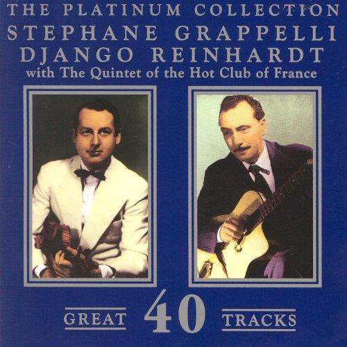The Platinum Collection - Stephane Grapelli & Django Reinhardt - Platinum Club