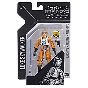 Star Wars- E4 Luke Skywalker Pilot, Multicolor (Hasbro E4038ES0)