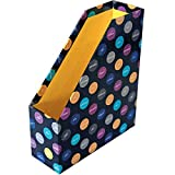 Random in Tandem Multi colour Polka file holder