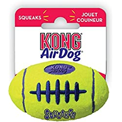Kong Air Kong Balle de Rugby pour Chien Taille S