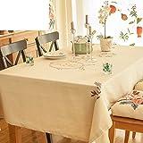 [cortina gruesa multifuncional]/Mantel de jardín/Paño de tabla del bordado de moda y paño acolchado multiuso/manteles-A 200x150cm(79x59inch)