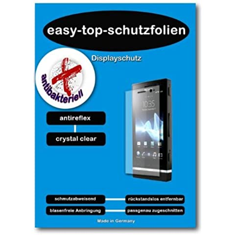 antibacteriano CrystalClear Protector de pantalla para All-in-One PC con 61.0cm (24.0pulgadas) Pantallas [532X 299mm, relación de aspecto 16: