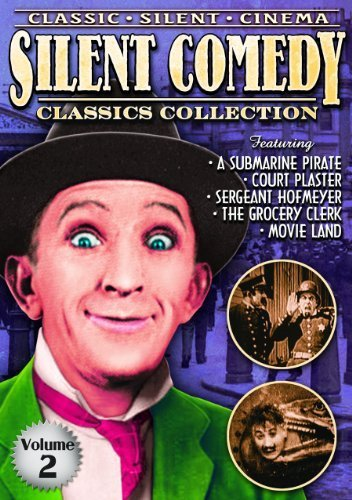 cs Collection, Volume 2 - 5 Classic Shorts: A Submarine Pirate (1915) / Court Plaster (1924) / Sgt. Hofmeyer (1914) / The Grocery Clerk (1920) / Movie Land (1926) by Syd Chaplin (Pitts Pirates)