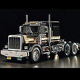 Tamiya 1:14 LKW - Truck RC King Hauler Black Edition